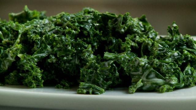 Recette chou vert fris brais de maxime durand - Comment cuisiner un choux vert ...