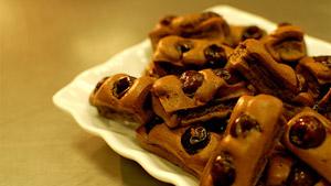 Clafoutis aux cerises et au chocolat
