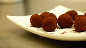 Truffes au chocolat de Tanzanie et au thé