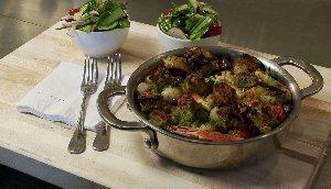 Touski (vide-frigo) : le repas du chef