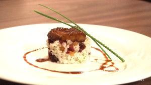 Sushi de foie-gras