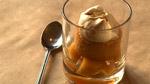 Sablés bretons, coings caramélisés et chantilly caramel