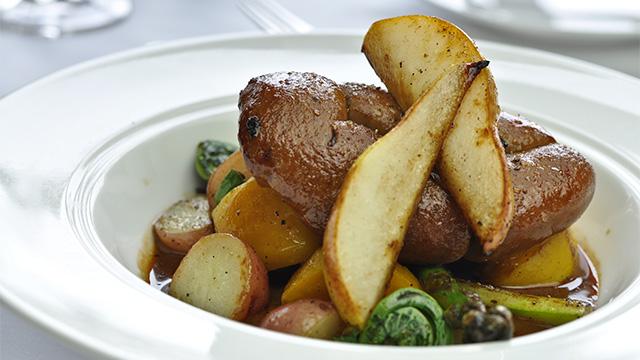 Recette cocotte de rognons de veau aux poires de genevi ve fillion recettes de - Recette de rognons de veau ...