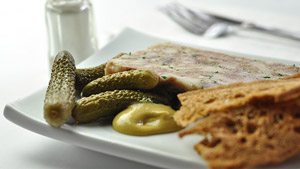 Tête fromagée