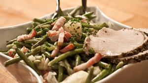 Salade liégeoise