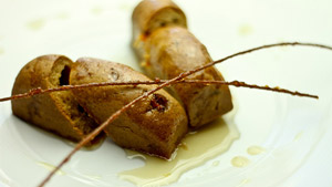 Muffins aux baies d'argousier