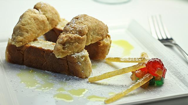 Pompes à l'huile d'olive