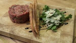 Tartare de bœuf «classique»
