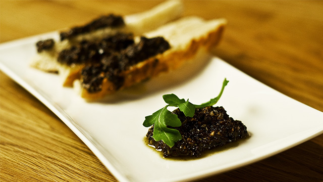 recette tapenade de jonathan garnier recettes de. Black Bedroom Furniture Sets. Home Design Ideas