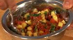 Salsa tomato-mangue