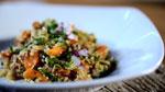 Salade de carottes rôties à l'orange et au quinoa