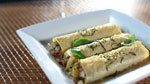 Cannellonis de calmars méditerranéens