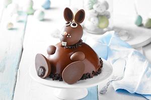 Une fête de Pâques toute en fraîcheur chocolatée et fruitée
