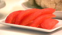 Émonder des tomates