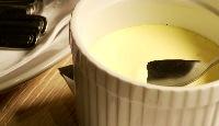 Pot de crème à la vanille
