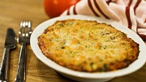 Mini-lasagne au saumon