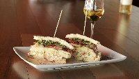 Club sandwich de homard du Poivre Noir