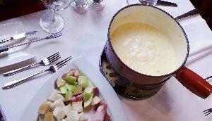 Fondue aux fromages du Québec