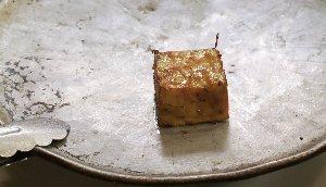 Polenta au parmesan